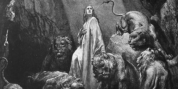 Courageous Leadership – Leading From The Lion's Den