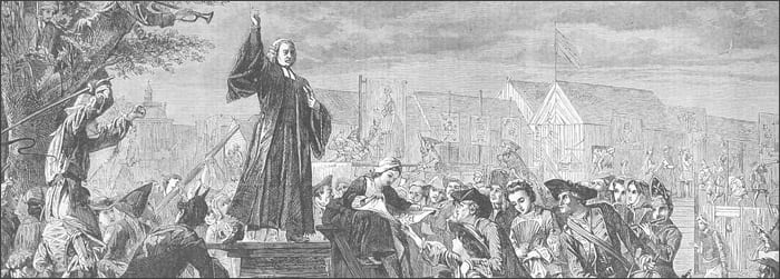 Preaching; for Guilty, Needy Perishing Sinners.
