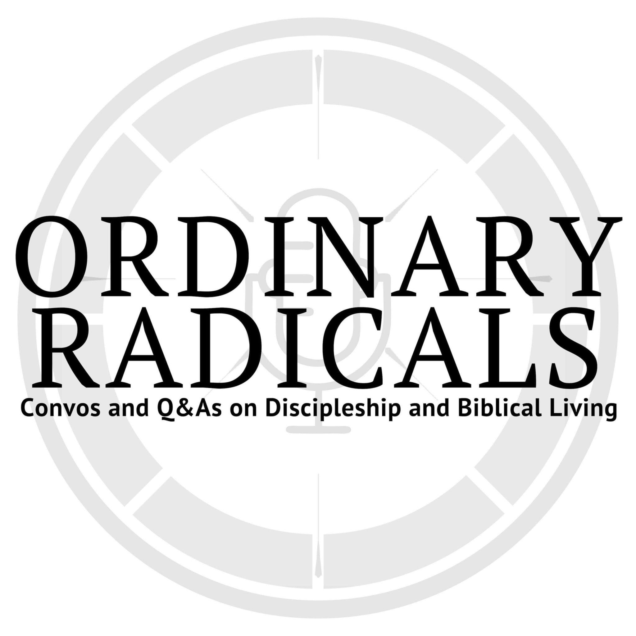 Ordinary Radicals