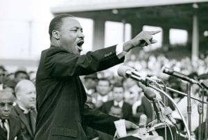 """I have decided to stick with love. Hate is too great a burden to bear."" MLK"